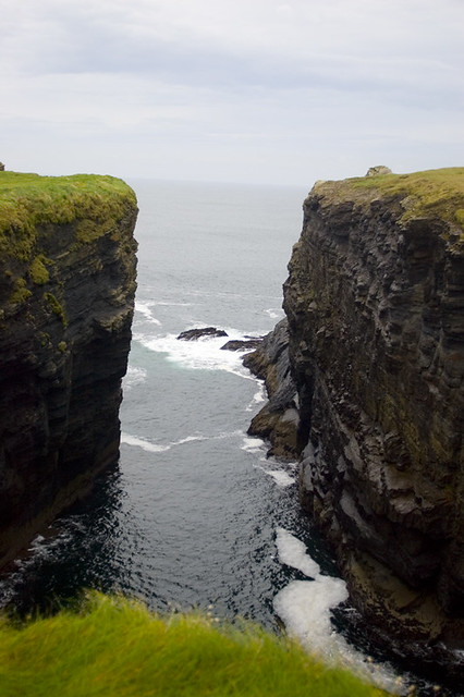 2-cliffs | Have to have a head for heights. | Louis | Flickr