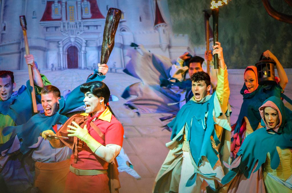 Gaston's gang