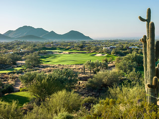 10th Hole Desert Highlands Golf Club The View Fromt The 1 Flickr