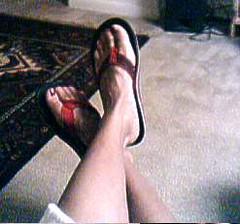 My feetsm   by Mari InShaw