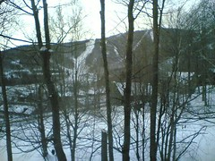 View of Sugarbush from the window | by megnut