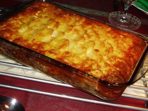 Kartoffel-Steinpilz-Gratin