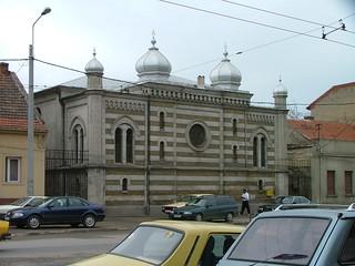 Synagogue Iosefin, Timisoara, Romania | by Emmanuel Dyan