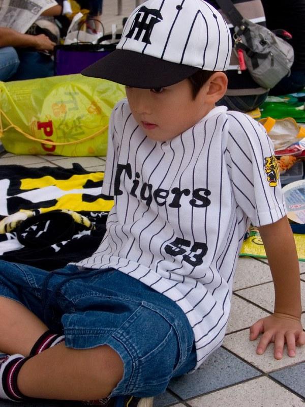 Hanshin Tigers VS Yokohama BayStars