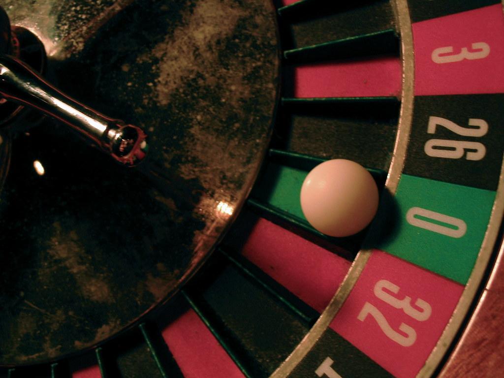Roulette wheel   John Wardell   Flickr