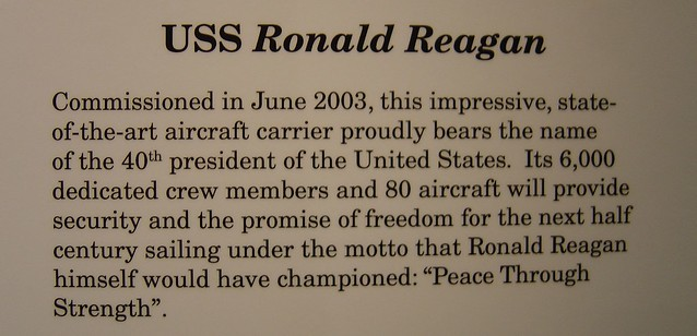 2005-5-23, Ronald Reagan Library