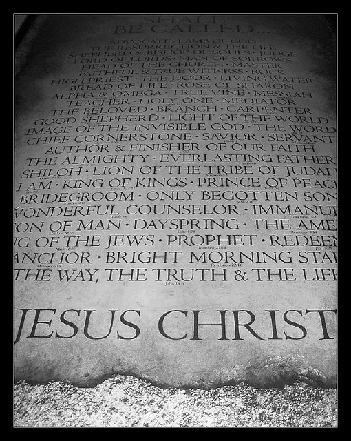 6a0423d8 ... And HE shall be Called Jesus Christ   by Kris Kros