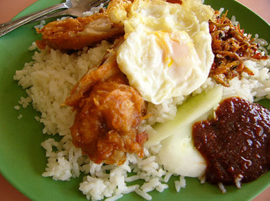 Nasi Lemak -great! | by tommy tommy