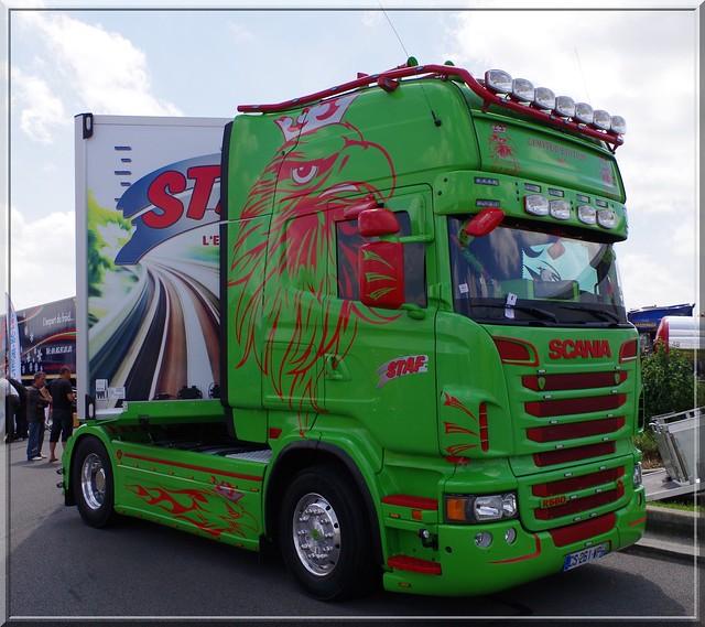 Scania_R560 Topline, STAF (Société de Transports Alimentaires & Frigorifiques) Villeneuve-le-Roi (F-94)