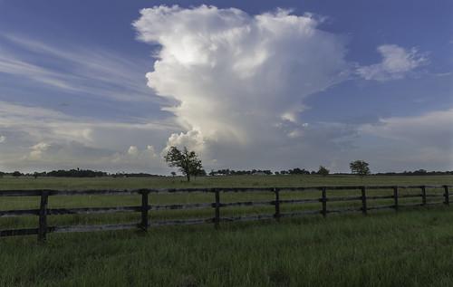 clouds nikon texas prairie d800e