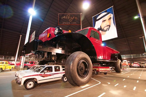 Emirates national auto museum | by ALWIPA.com