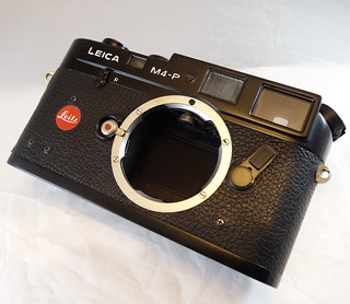 Leica M4p Restoration Completed | by Patagonean