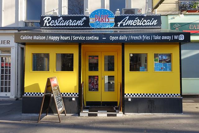 The Paris Diner @ Montparnasse @ Paris