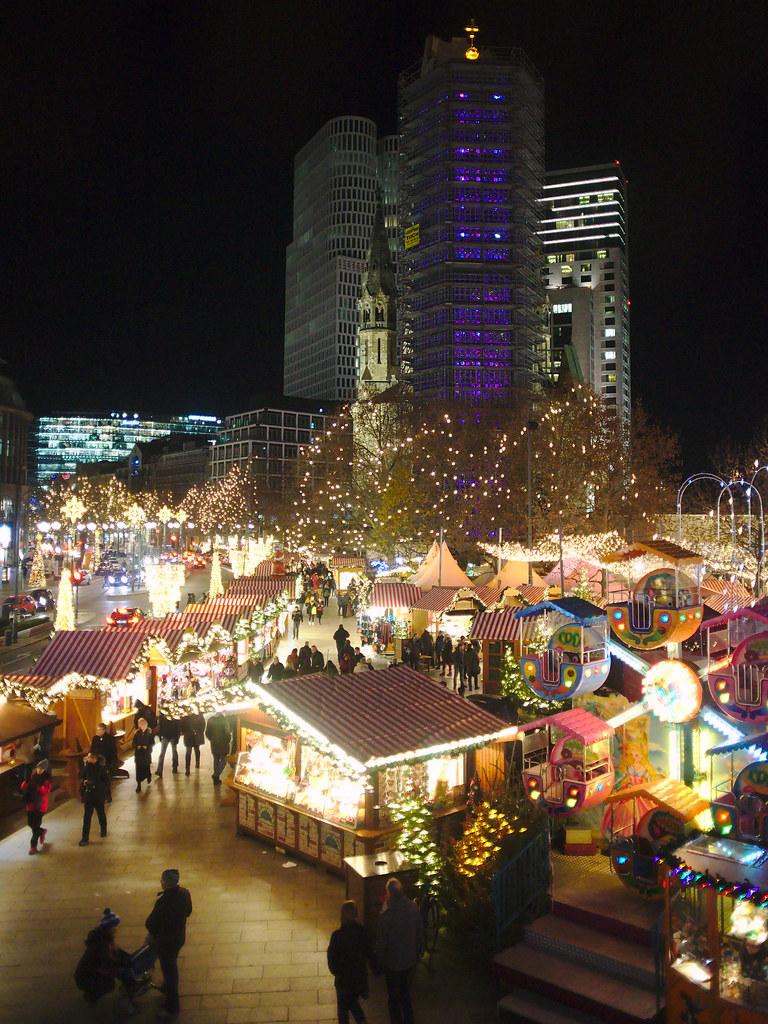 Breitscheidplatz Christmarkt