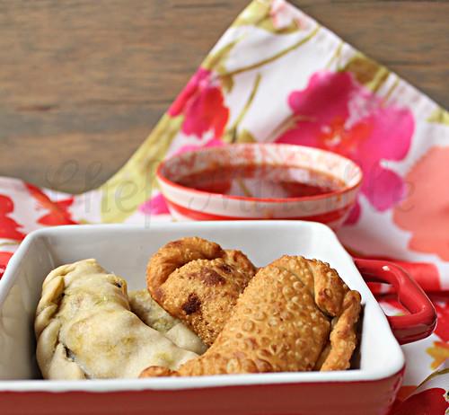 Chicken Curry Puffs -edit