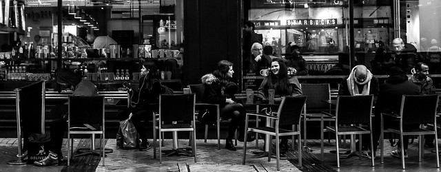 Cafe life - Explored