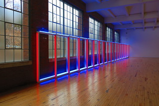 I love Dan Flavin's art a lot, and so can you | by Chris Dignes
