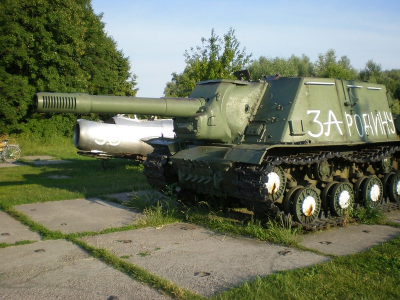 ISU-152 2
