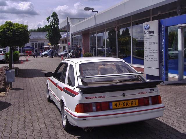 Ford Sierra XR4i Turbo 1984, MOHAG, Rottstrasse 116, Recklinghausen, Duitsland.