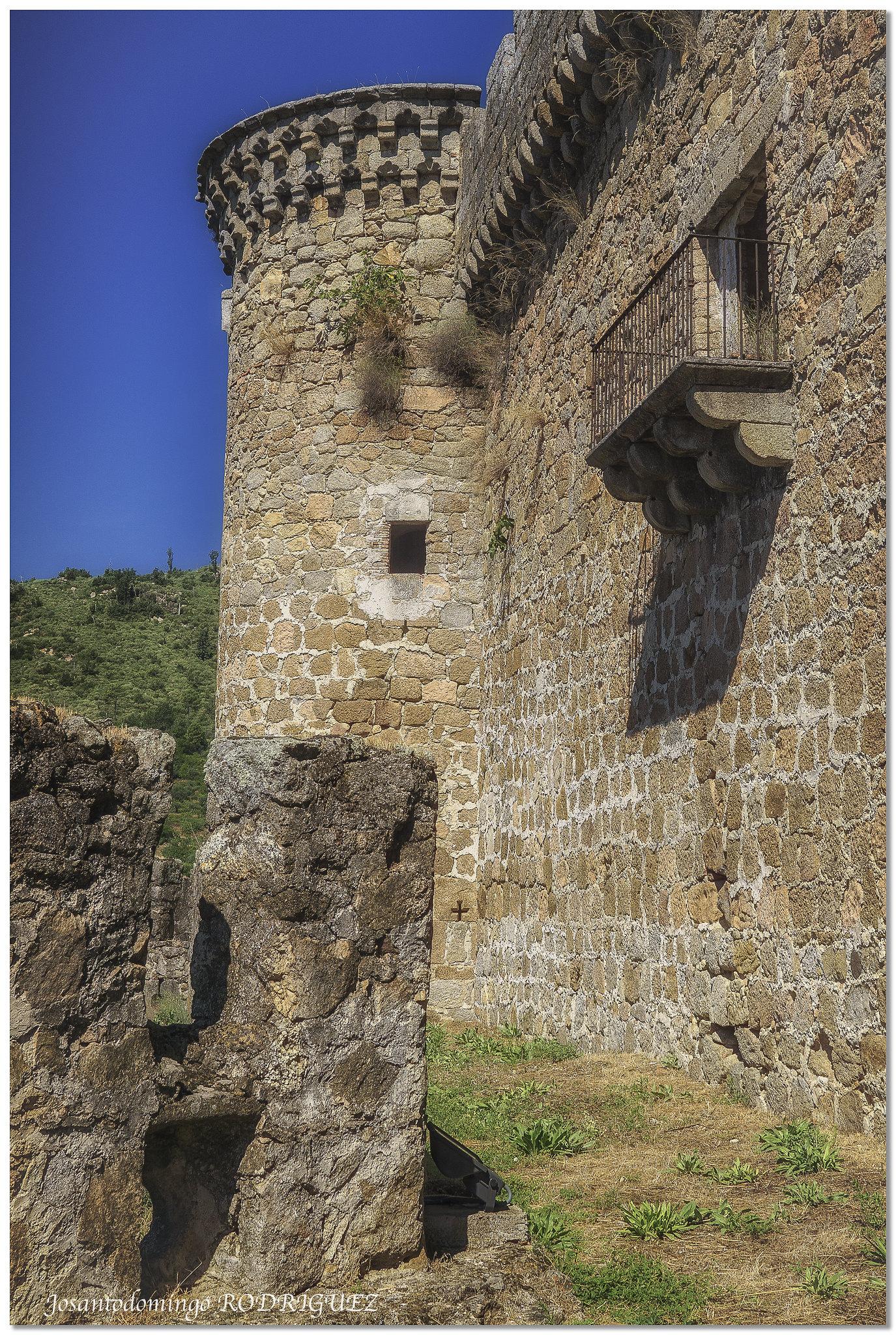 Castillo de Mombeltrán (Ávila)