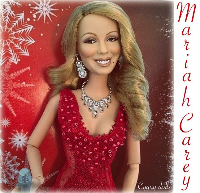 Mariah Carey Doll By Cyguy Dolls Cyguy Dolls Flickr