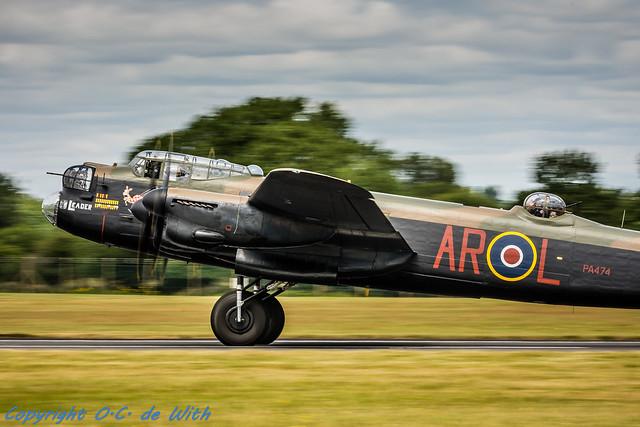 Avro Lancaster MK I -3505
