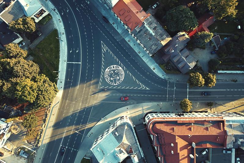 Street Art | Kaunas Aerial