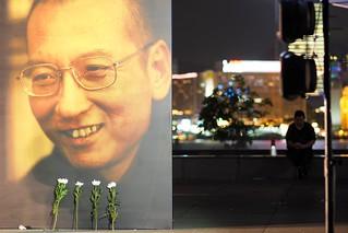 memorial for Liu Xiaobo