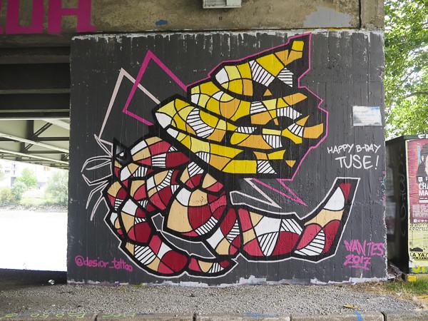 Nantes, Dasior Tattoo | Zerbi Hancok | Flickr