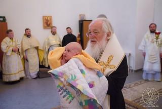 Литургия в Спасском соборе 250
