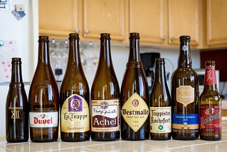 Beers From Belgium | by fourbrewers