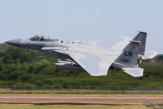 F-15C Eagle | by evansaviography