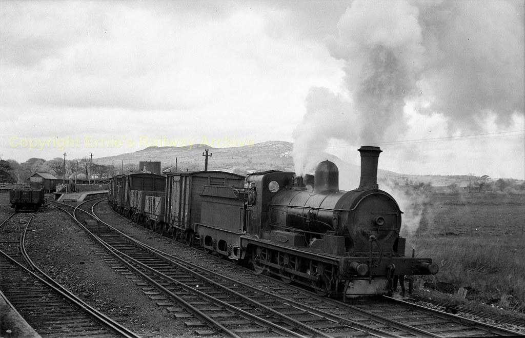 SLNCR Collooney 'Sligo' May 1947 img104
