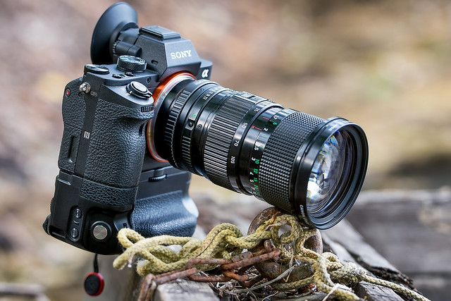 Canon nFD 35~105mm ƒ/3.5 Macro on SONY ⍺7II (ILCE-7M2)
