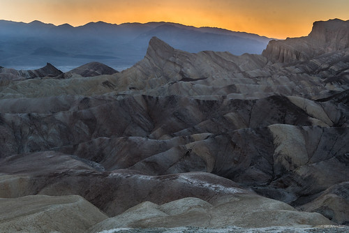 california color colorful deathvalleynationalpark landscape mountain nature northamerica orange southerncalifornia sunset travel unitedstatesofamerica zabriskiepoint us
