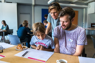 FamilienLabor im FEZ Berlin   by OKF DE