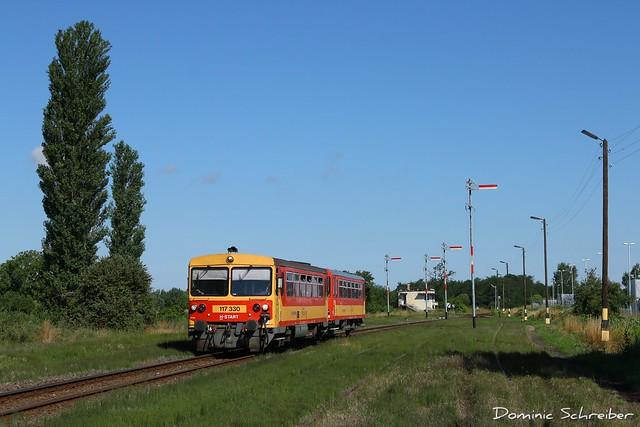 Vier Züge