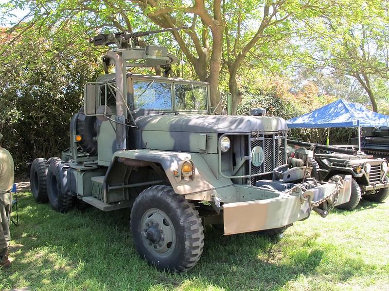 M52 Truck 1