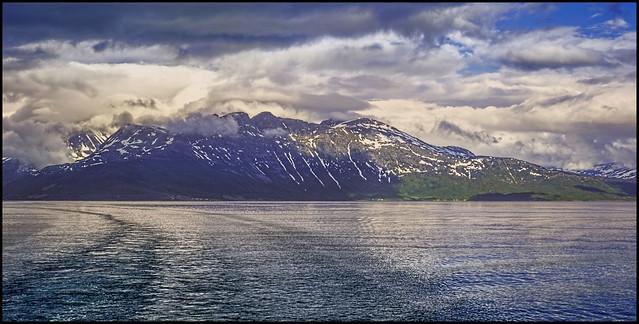 Tromsø To Honningsvåg, Norway - 2017