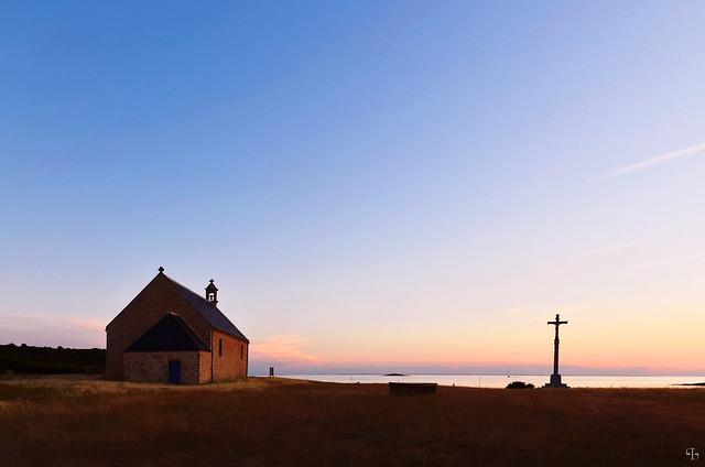 chapelle et calvaire du Crouesty