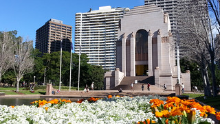 Hyde Park Cenotaph and ANZAC Memorial