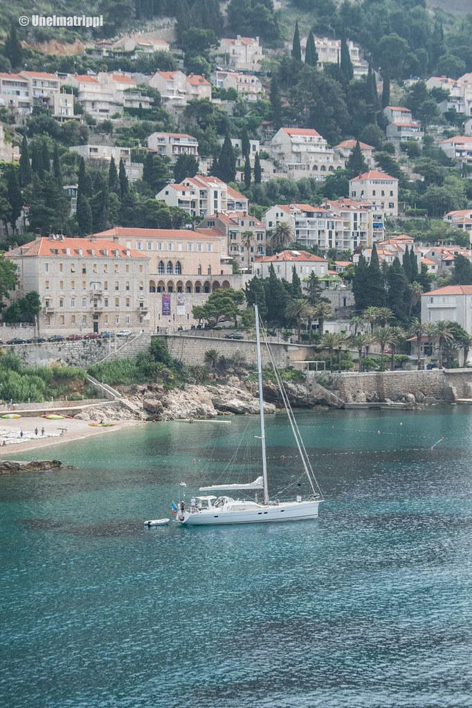Vene Dubrovnikissa