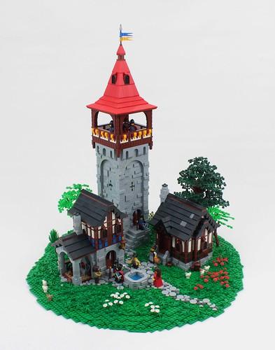 Greystoke Tower