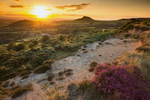 cockshawhill gribdale gribdalegate captaincook landscape northyorkshire northyorkshiremoors yorkshire england uk