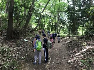 伊吹山 表登山道 ひろきち地蔵前   by ichitakabridge