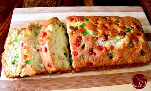 Sliced Malai Cake