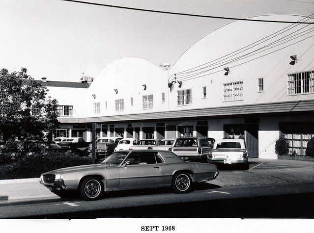 Menlo Park 1968: Crane and Chestnut Streets