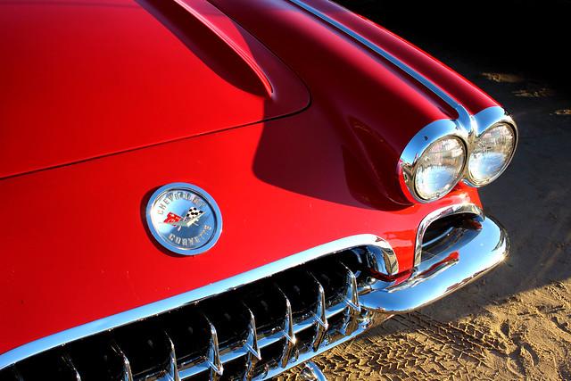 Little Red Corvette
