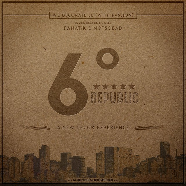 6º Republic New Logo!