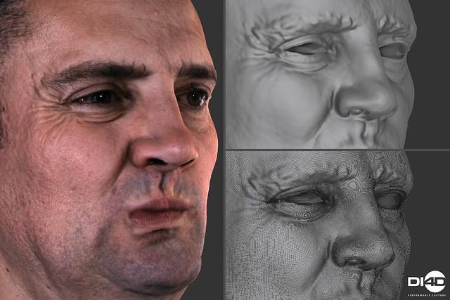 DI4D_Facial_Performance_Capture